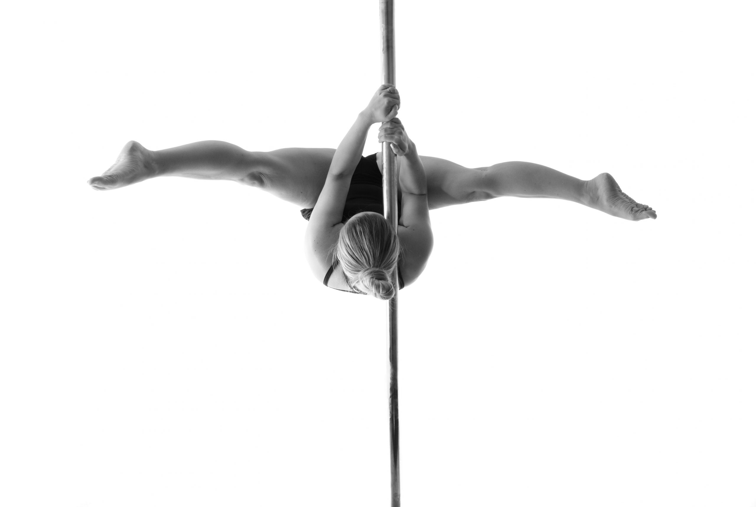level 3 pole fitness