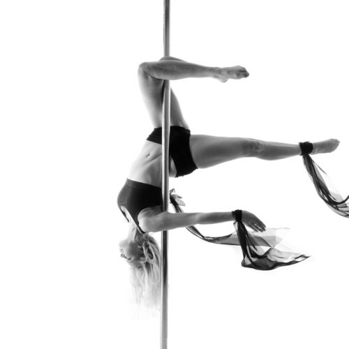 level 2 pole fitness
