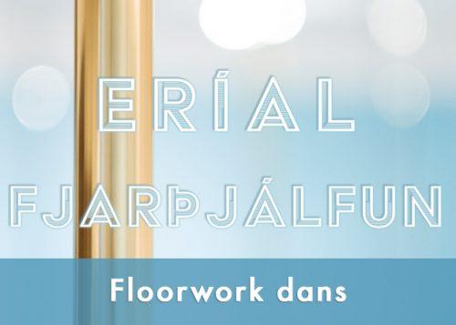 Floorwork dans - Fjarþjálfun